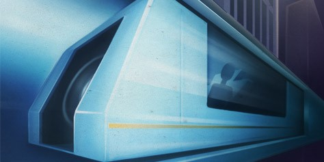 Imagem de Hyperloop: como um bilionário quer revolucionar o transporte [ilustração] no site TecMundo