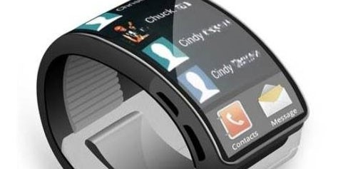 Imagem de Samsung Galaxy Gear pode ter cinco opções de cores no site TecMundo