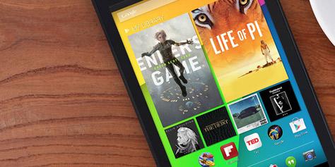 Imagem de Google pretende eliminar problema de multitouch do Nexus 7 em atualização no site TecMundo