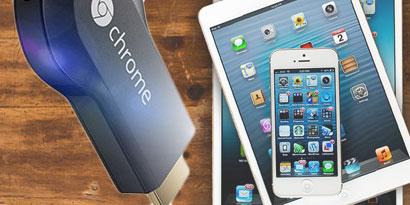 Imagem de Aplicativo do Chromecast chega ao iOS no site TecMundo