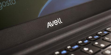 Imagem de Análise: Notebook Avell Titanium B155 no site TecMundo