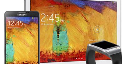 Imagem de Galaxy Gear e Galaxy Note 3 chegam ao Brasil no início de outubro no site TecMundo