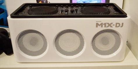 Imagem de Conheça a M1X-DJ, mesa de mixagem para iniciantes da Philips no site TecMundo