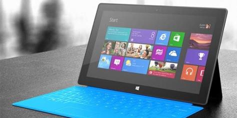 Imagem de Preço do Surface 2 deve começar em US$ 499 no site TecMundo