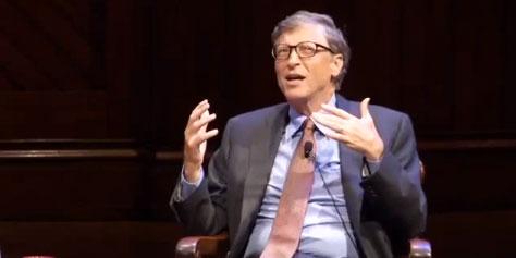 Imagem de Bill Gates admite: Ctrl+Alt+Del foi um erro no site TecMundo