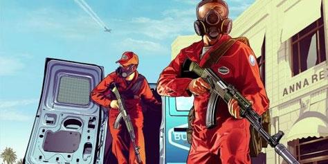 Imagem de GTA V: lista com todas as armas do jogo no site TecMundo