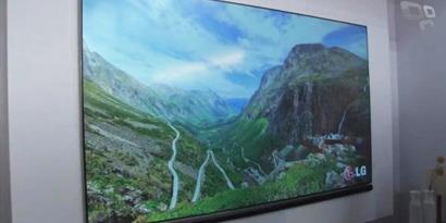 Imagem de Laser TV de 100 polegadas da LG chega às lojas em março por US$ 10 mil no site TecMundo