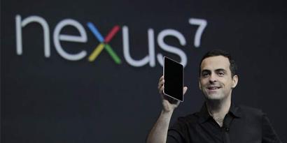 Imagem de Nexus 7 pode custar R$ 1.299 em seu lançamento brasileiro no site TecMundo