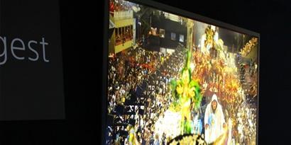 Imagem de Sony apresenta a maior TV 4K OLED do mundo no site TecMundo