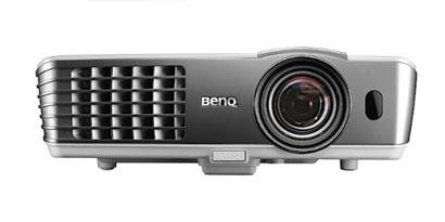 Imagem de BenQ lança dois projetores 3D Full HD na CES 2013 no site TecMundo