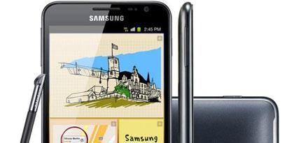 "Imagem de Executivo da Samsung confirma que Galaxy Note de 8"" estará na MWC no site TecMundo"