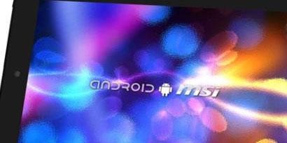 Imagem de MSI anuncia tablet Enjoy 71 no site TecMundo