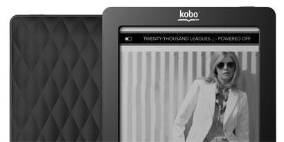 Imagem de Análise: Kobo Touch [vídeo] no site TecMundo
