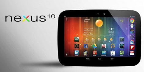 Imagem de Nova imagem vazada reforça boatos de que novo Nexus 10 será feito pela ASUS no site TecMundo