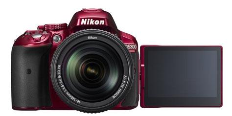 Imagem de Lançamento: Nikon D5300 vem equipada com GPS e conexão Wi-Fi no site TecMundo