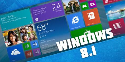 Imagem de Análise: sistema operacional Windows 8.1 [vídeo] no site TecMundo