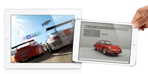 Imagem de Comparativo: novos iPads Air e mini contra as gerações anteriores [tabela] no site TecMundo