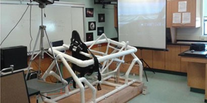 Imagem de Estudante cria simulador de voo incrível com canos de PVC [vídeo] no site TecMundo