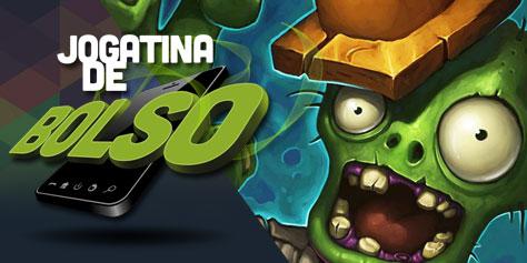 Imagem de Jogatina de Bolso: Plants vs. Zombies 2 [vídeo] no site TecMundo