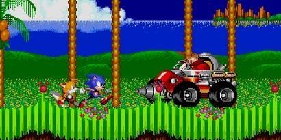 Imagem de SEGA anuncia Sonic 2 remasterizado e mais três games para Android e iOS no site TecMundo