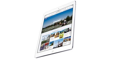 Imagem de Sem o Brasil na lista, começam as vendas do iPad Air no site TecMundo