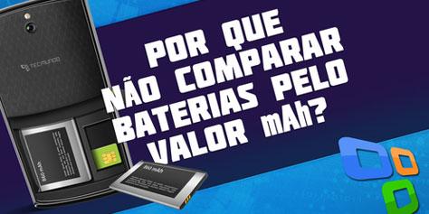 Imagem de Tecmundo Explica: por que não devemos comparar baterias pelo valor mAh? no site TecMundo