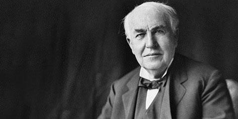 Imagem de 10 invenções de Thomas Edison que ainda utilizamos hoje no site TecMundo