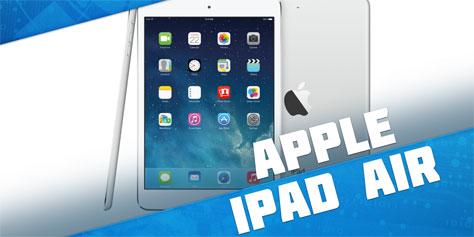 Imagem de Análise: tablet Apple iPad Air [vídeo] no site TecMundo