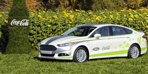 Imagem de Tecnologia verde da Coca-Cola pode ser levada para bancos de carros da Ford no site TecMundo