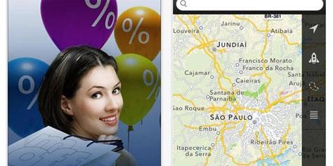 Imagem de Natal: aplicativo facilita as compras na Rua 25 de Março, em São Paulo no site TecMundo