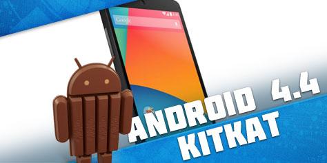 Imagem de Análise: sistema operacional Android KitKat [vídeo] no site TecMundo