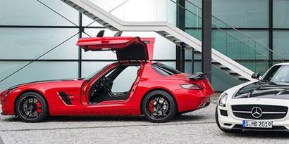 Imagem de Mercedes-Benz vai interromper produção do modelo esportivo SLS no site TecMundo