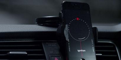 Imagem de Volkswagen mostra app que cria música a partir do seu estilo de direção no site TecMundo