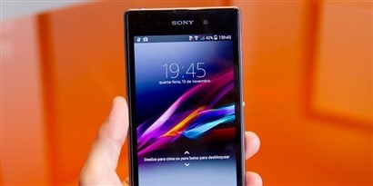 Imagem de Análise: Sony Xperia Z1 [vídeo] no site TecMundo