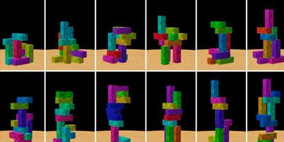 Imagem de Cérebro possui mecanismo intuitivo semelhante às engines de jogos no site TecMundo