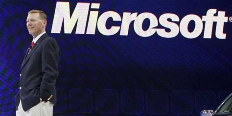 Imagem de Alan Mulally da Ford é praticamente descartado para CEO da Microsoft no site TecMundo