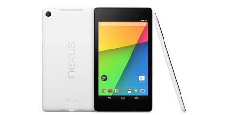 Imagem de Nexus 7 ganha versão de 32 GB com carcaça branca no site TecMundo