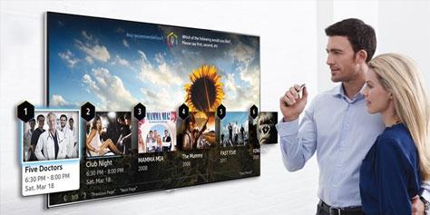 Imagem de Controle por voz e gestos das novas Smart TVs da Samsung ficou mais preciso no site TecMundo