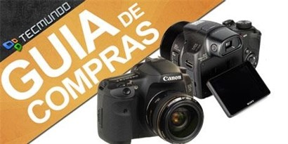Imagem de Guia de compras 2013: câmeras digitais [vídeo] no site TecMundo