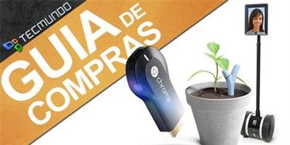 Imagem de Guia de compras 2013: presentes, bugigangas e brinquedos high-tech no site TecMundo