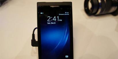 Imagem de 40% dos apps do BlackBerry 10 são ports feitos do Android no site TecMundo