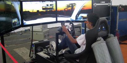 Imagem de Jogatina livre: confira os consoles e simuladores da Campus Party 2013 no site TecMundo