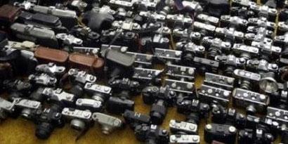 Imagem de Coleção de mais de mil câmeras fotográficas antigas vale US$ 50 mil no eBay no site TecMundo