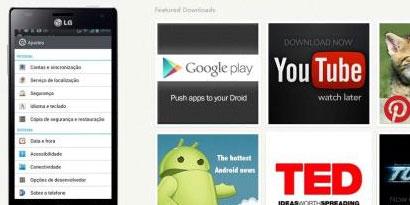 Imagem de SnapPea: como gerenciar o Android pelo computador no site TecMundo