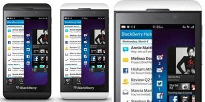 Imagem de BlackBerry Z10 é mais caro de ser fabricado que o iPhone 5 no site TecMundo