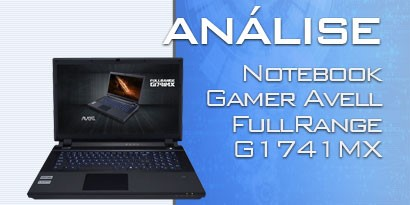 Imagem de Análise Notebook Gamer Avell FullRange G1741MX [vídeo] no site TecMundo