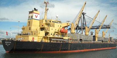 Imagem de A anatomia de um navio cargueiro que traz produtos da China [ilustração] no site TecMundo