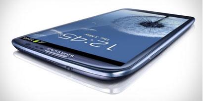 Imagem de Galaxy S3 é o melhor smartphone do ano no site TecMundo
