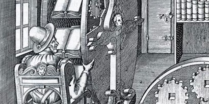 Imagem de Leitor de livros do século 16 era feito de madeira e não tinha tela e-ink no site TecMundo