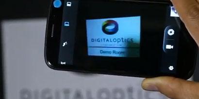 Imagem de Câmera ultrafina com foco múltiplo pode revolucionar smartphones no site TecMundo